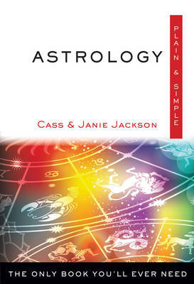 Astrology, Plain and Simple by Cass Jackson image