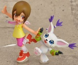 Digimon: 1/10 G.E.M. Hikari Yagami &Tailmon