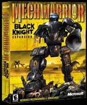 MechWarrior 4: Black Knight Expansion for PC Games