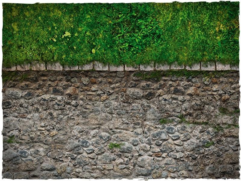 DeepCut Studios Cobblestone Road Neoprene Tiles Set image