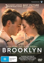 Brooklyn on DVD image