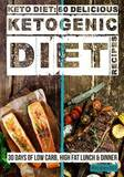 Keto Diet by Recipes365 Cookbooks