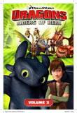 DreamWorks' Dragons: Volume 3 by Simon Furman