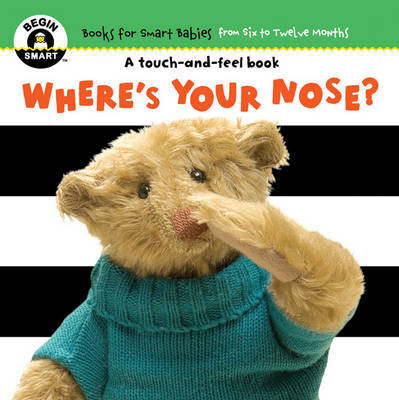 Where's Your Nose by Begin Smart