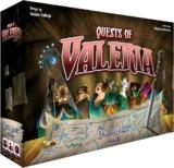 Quest of Valeria - Card Game