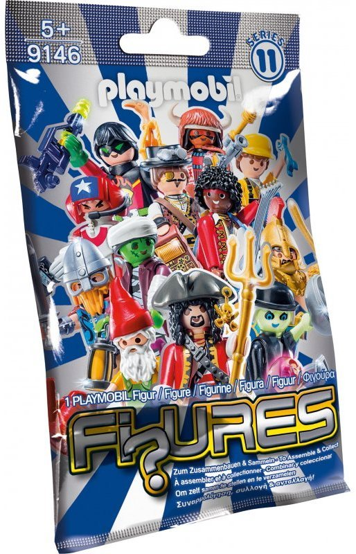 Playmobil: Series 11 Blind Bag - Boys image