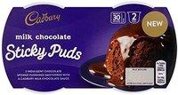 Cadbury Milk Chocolate Sticky Puds Pudding (95g)