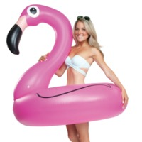 BigMouth Inc - Giant Pink Flamingo Pool Inflatable
