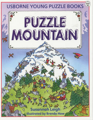 Puzzle Mountain by Susannah Leigh