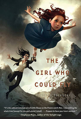 The Girl Who Could Fly by Victoria Forester image