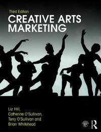 Creative Arts Marketing by Brian Whitehead