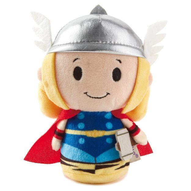 "Marvel itty bittys: Thor - 4"" Plush"
