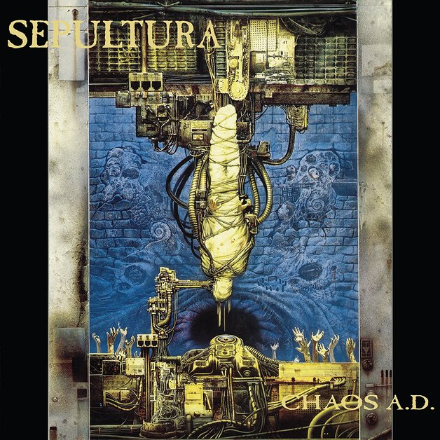 Chaos A.D. (Expanded Edition) by Sepultura