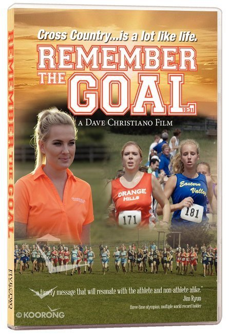 Remember the Goal on DVD