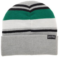 Harry Potter: Slytherin - Stripe Cuff Beanie image