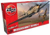 Airfix Messerschmitt Bf109E-4 1:72 - Model Kit