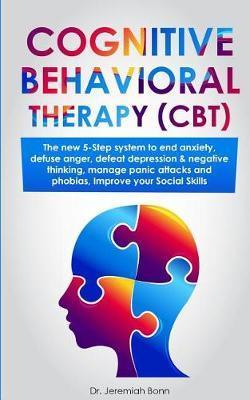 Cognitive Behavioral Therapy (CBT) by Jeremiah Bonn image