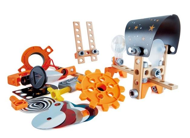 Hape: Junior Inventor - Optical Science Lab