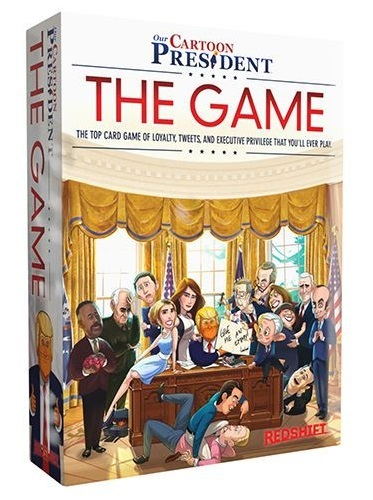 Our Cartoon President - The Game