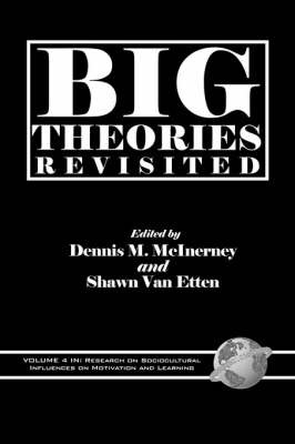 Big Theories Revisited by Patricia Alexander image