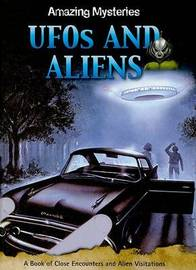 UFOs and Aliens by Anne Rooney image