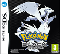 Pokemon Black Version for Nintendo DS image