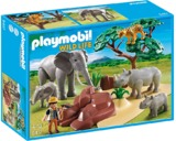 Playmobil - African Savannah with Animals (5417)
