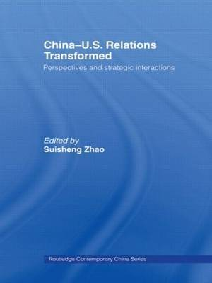 China-US Relations Transformed image