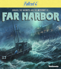 Fallout 4 Far Harbour DLC (Code in Box) for PC Games