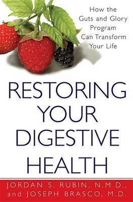 Restoring Your Digestive Health by Jordan Rubin image