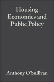 Housing Economics and Public Policy image