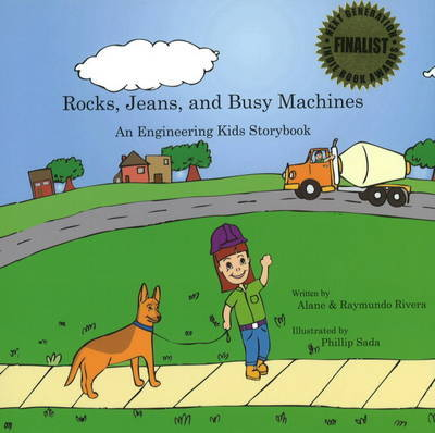 Rocks, Jeans, and Busy Machines by Alane Raymundo Rivera