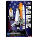 NASA Space Shuttle Discovery Solid Rocket Booster Model Kit