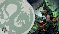 Legend of the Five Rings LCG: The High House of Light - Playmat