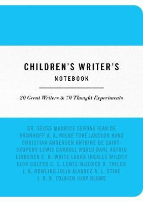 The Children's Writer's Notebook by Wes Magee
