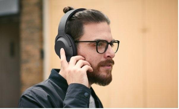ea4b86727f3 ... Sony WHH900NB h.ear on 2 Wireless Noise Cancelling Headphone image