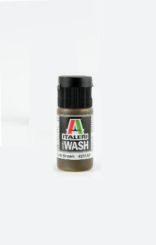 Italeri Model Wash 20ml: Dark Brown