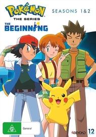 Pokemon Seasons 1 & 2 Collector's Edition on DVD