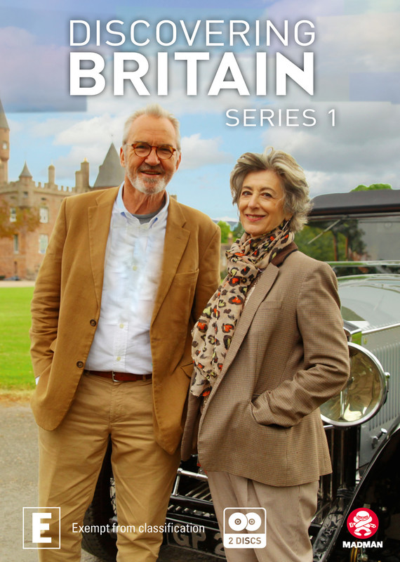 Discovering Britain: Series 1 on DVD
