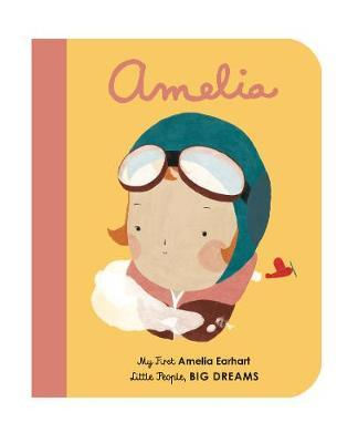 Amelia Earhart by Maria Isabel Sanchez Vegara