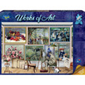Holdson: 1000 Piece Puzzle - Works of Art (Renoir at Work)