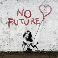 Urban Art Graffiti: 1,024 Piece Puzzle - No Future