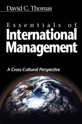 Essentials of International Management: A Cross-cultural Perspective by David C. Thomas image
