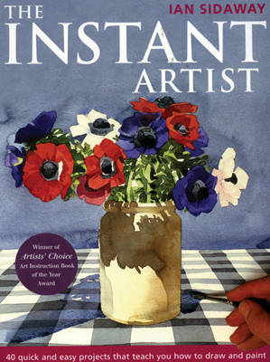 The Instant Artist by Ian Sidaway image