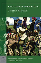 The Canterbury Tales (Barnes & Noble Classics Series) by Geoffrey Chaucer