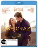 Like Crazy on Blu-ray