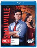 Smallville - The Complete Eighth Season on Blu-ray
