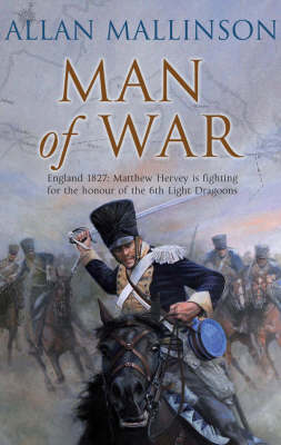 Man of War by Allan Mallinson image