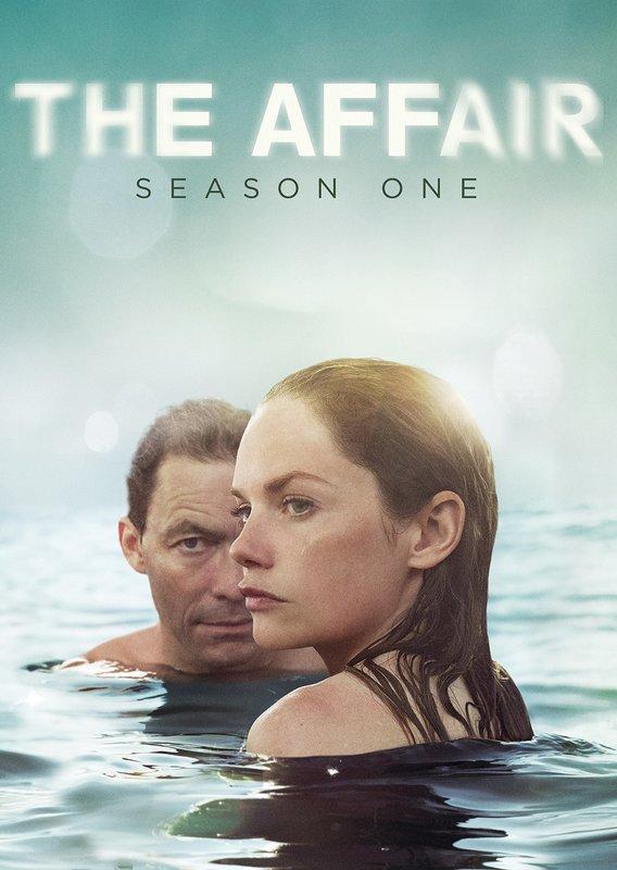 The Affair: Season 1 on DVD