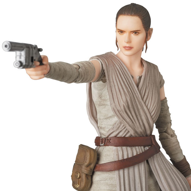Star Wars: Rey - MAFEX Action Figure